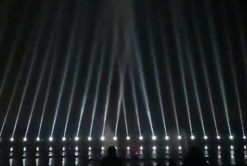 河南济源望江桥水秀工程